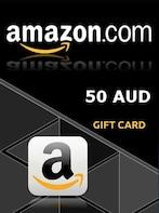 Amazon Gift Card 50 AUD Amazon AUSTRALIA