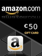 Amazon Gift Card 50 EUR Amazon FRANCE