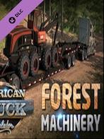 American Truck Simulator - Forest Machinery Steam Gift GLOBAL