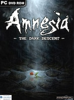 Amnesia: The Dark Descent Steam Key GLOBAL