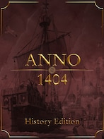 Anno 1404 - History Edition (PC) - Ubisoft Connect Key - GLOBAL