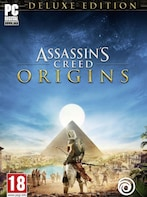 Assassin's Creed Origins Deluxe Edition (PC) - Ubisoft Connect Key - EUROPE