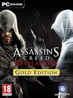 Assassin's Creed: Revelations Gold Edition Steam Gift EUROPE
