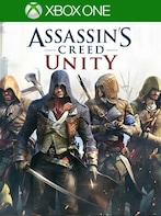 Assassin's Creed Unity Xbox Live Xbox One Key GLOBAL