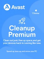 Avast Cleanup PREMIUM (1 PC, 1 Year) - Avast - Key GLOBAL