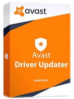 Avast Driver Updater (PC) 3 Devices, 1 Year - Avast Key - GLOBAL