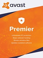 Avast Premier 1 Device 1 Year PC Avast Key GLOBAL