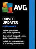 AVG Driver Updater (PC) 1 Device, 2 Years - AVG Key - GLOBAL