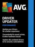 AVG Driver Updater (PC) 1 Device, 3 Years - AVG Key - GLOBAL