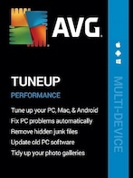 AVG TuneUp 10 Devices 2 Years - AVG Key - GLOBAL