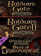 Baldur's Gate: The Complete Saga Steam Key GLOBAL
