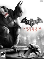 Batman: Arkham City GOTY Edition (PC) - Steam Key - GLOBAL