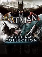 Batman: Arkham Collection (PC) - Steam Key - GLOBAL