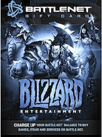 Blizzard Gift Card 10 USD Battle.net NORTH AMERICA