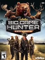 Cabela's Big Game Hunter Pro Hunts Steam Key GLOBAL