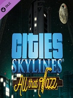 Cities: Skylines - All That Jazz Key Steam GLOBAL