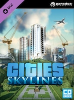 Cities: Skylines - Content Creator Pack: High-Tech Buildings Steam Key GLOBAL