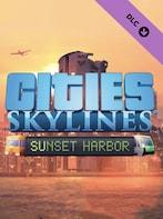 Cities: Skylines - Sunset Harbor (PC) - Steam Key - GLOBAL