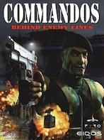 Commandos: Behind Enemy Lines Steam Key GLOBAL