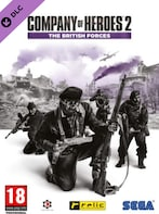 Company of Heroes 2 - The British Forces Steam Key GLOBAL