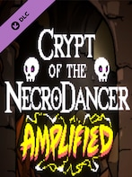 Crypt of the NecroDancer: AMPLIFIED Steam Key GLOBAL
