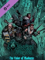 Darkest Dungeon: The Color Of Madness Steam Key GLOBAL