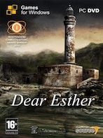 Dear Esther Landmark Edition Steam Key GLOBAL