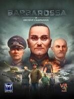 Decisive Campaigns: Barbarossa Steam Key GLOBAL