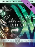 Destiny 2: The Witch Queen Deluxe Edition | 30th Anniversary Edition | Pre-Purchase (PC) - Steam Key - GLOBAL