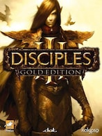 Disciples III Gold Edition Steam Key GLOBAL