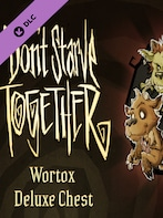 Don't Starve Together: Wortox Deluxe Chest Steam Gift GLOBAL