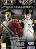 Empire and Napoleon: Total War GOTY (PC) - Steam Key - GLOBAL