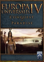 Europa Universalis IV: Conquest of Paradise (PC) - Steam Key - GLOBAL