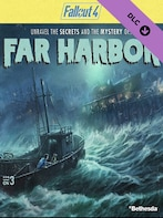 Fallout 4 Far Harbor (PC) - Steam Key - GLOBAL