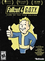 Fallout 4: Game of the Year Edition (PC) - Steam Key - GLOBAL