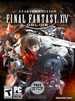 FINAL FANTASY XIV ONLINE STARTER EDITION Final Fantasy Key NORTH AMERICA