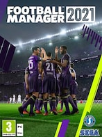 Football Manager 2021 (PC) - Steam Key - GLOBAL