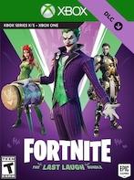 Fortnite - The Last Laugh Bundle (Xbox One, Series X/S) - Xbox Live Key - EUROPE