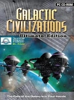 Galactic Civilizations I: Ultimate Edition Steam Key GLOBAL
