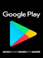 Google Play Gift Card 5 EUR GERMANY