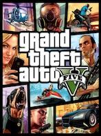 Grand Theft Auto V: Premium Online Edition & Megalodon Shark Card Bundle Xbox Live Key UNITED STATES