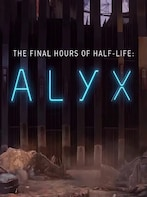 Half-Life: Alyx - Final Hours (PC) - Steam Gift - EUROPE