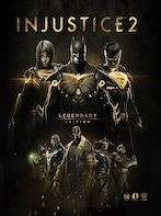 Injustice 2 Legendary Edition Steam Key GLOBAL