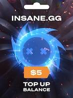 INSANE.gg Gift Card 5 USD - Insane.gg Key - GLOBAL