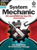 iolo System Mechanic 5 Users 1 Year - iolo Key - GLOBAL