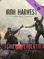 Iron Harvest: Rusviet Revolution (PC) - Steam Key - GLOBAL