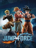 JUMP FORCE - Characters Pass Steam Key GLOBAL