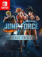 JUMP FORCE | Deluxe Edition (Nintendo Switch) - Nintendo Key - EUROPE