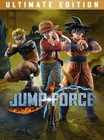 JUMP FORCE   Ultimate Edition (PC) - Steam Key - GLOBAL