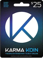 Karma Koin 25 USD Key NORTH AMERICA